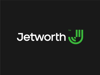 jw branding icon design bold monogram simple logotype logo
