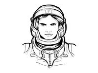 Valerian sketch