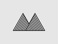 M - Logo design