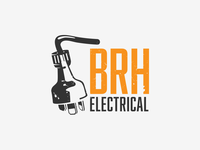 Logo for BRH Electrical