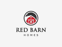 Logo for Red Barn Homes