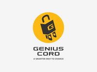 Logo design for Genius Cord