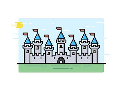 A castle castle