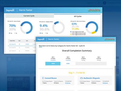 Vendor Portal Mockup - Light Edition product design user experience design user interface design