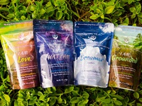 I AM Teas Packaging for Intuitive Healing