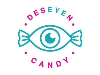 Deseyen Candy Logo brand identity logo logo design