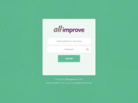 All Improve Login