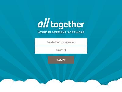 All Together iPad Login ios ipad app login