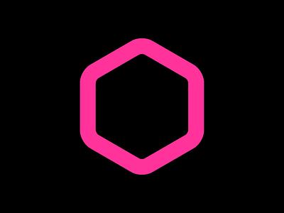 Hexagon 2.0 hive hexagon brand logo icon