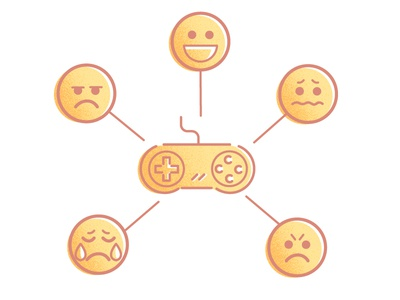 Game Player's Emotion