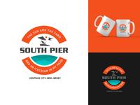 South Pier Logo