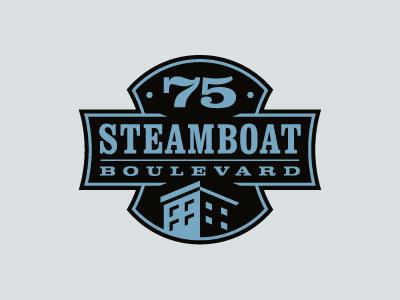 75 logo crest real estate badge emblem enclosure