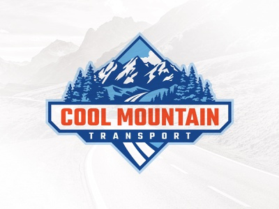 CoolMountain highway transport mountains