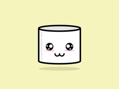 Funny marshmallows