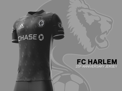 FC Harlem 2016 Kits –25th Anniversary Edition football chase uft adidas chelesafc chelsea uniforms soccer-kits kits jersey soccer fcharlem
