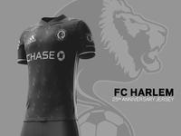 FC Harlem 2016 Kits –25th Anniversary Edition