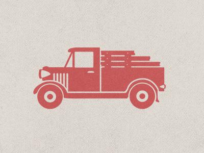 Scavengers logo icon truck retro branding