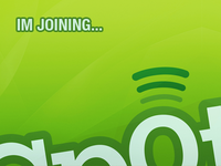 Im joining Spotify!