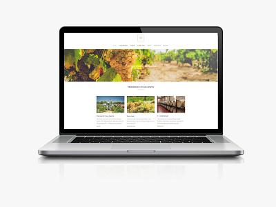 vinkoncept.se wordpress web design