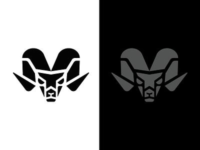 RAM 2020_drib tribal graphic logo illustration mikebruner design ram
