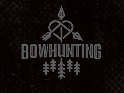 Love Bowhunting_drib outdoors archery hunt adventure outdoorsman design mikebruner bowhunting bow