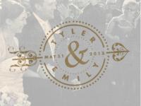 Tyler & Emily Wedding