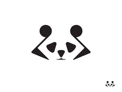 PANDA MUSIC_Drib icon illustration design musical note guitar pick band mikebruner music panda