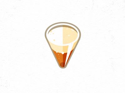 Beer pin no shadow