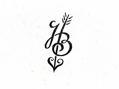 H b monogram