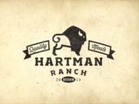 Hartman Ranch Meats-Bison