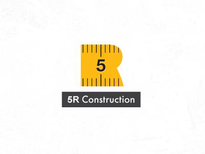 5R Construction contrustion builder 5 measure tape accurate