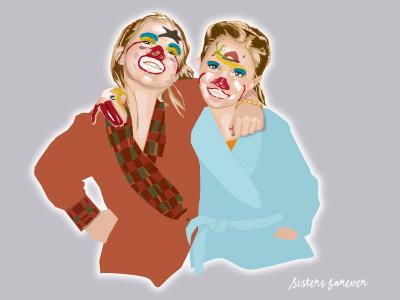 Katie and Maddie