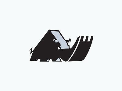 Rhino excavator