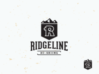 Ridgeline Crosscountry Skiing 2