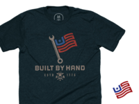 USA Built By Hand - Drib