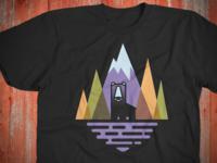 Bear Mtn Tee-drib