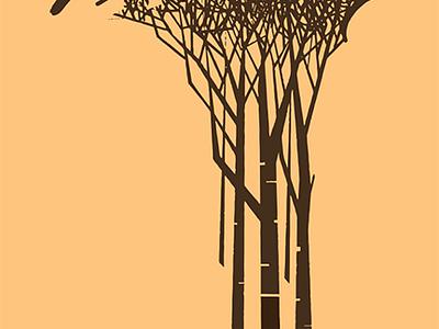 Elk_drib graphic bruner mike design illustration elk