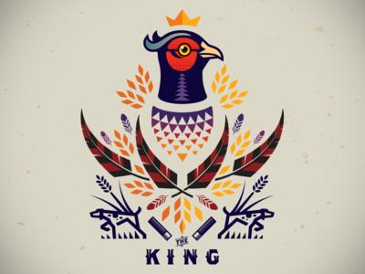 Pheasant_The King_drib