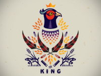 Pheasant_The King_drib