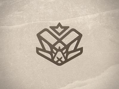 Ramm Head_drib aggressive logo design illustration bruner hardcore graphic snowboard outdoors mountian ram