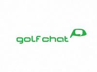 Golf chat white
