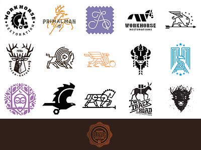 LL Vol. 11 Selections_drib design mikebruner awards logos logolounge