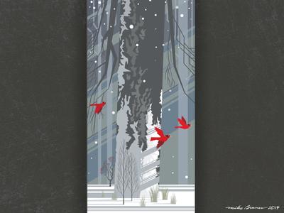 Winter Wonderland-drib