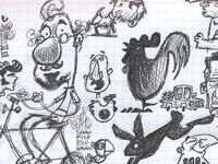 Caricatures 13