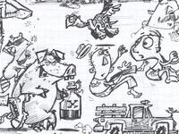 Caricatures 14