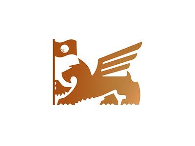 Scottish Terrier Crest Drib mascot design crest brand logo mikebruner golf scottish terrier