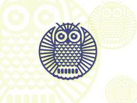 Owl Round Drib