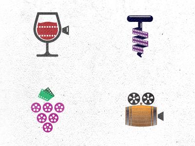 Wine   film drib