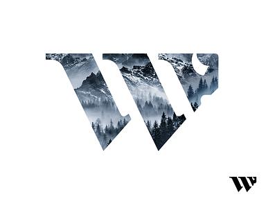 W-Bison_drib tactical outdoors design graohic logo icon mark mikebruner w bison