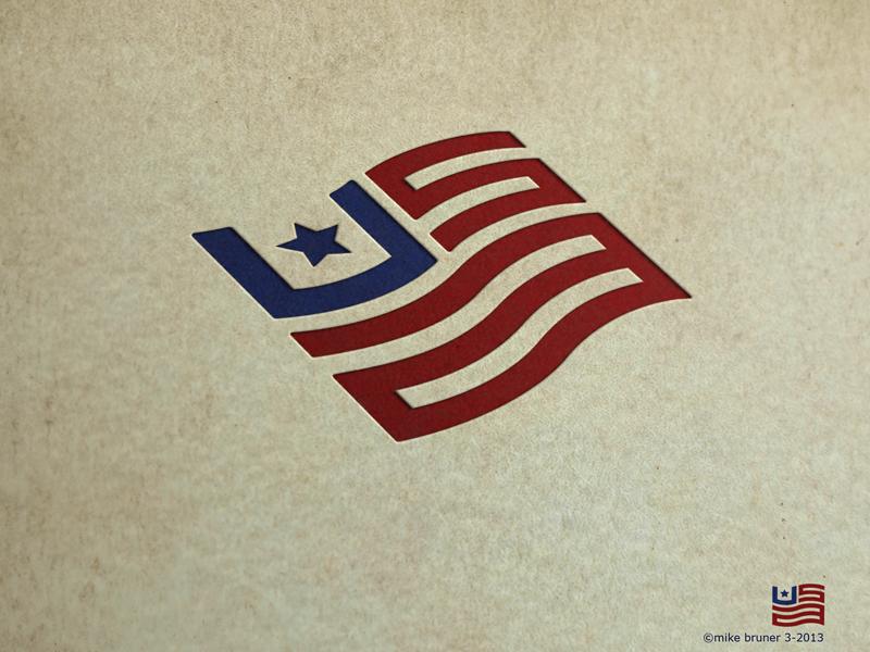 Usa flag lrg72